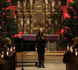 Julkonsert i Nicolaikyrkan 15 december 2016 - 5