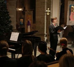 Julkonsert i Nicolaikyrkan 15 december 2016 - 7