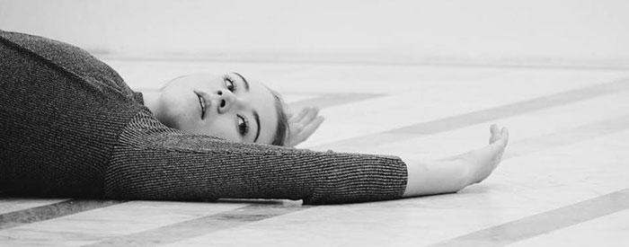 Bild från dansproduktion