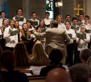 Kör och kammarmusik i Nicolai kyrka 31 maj 2017 - 1