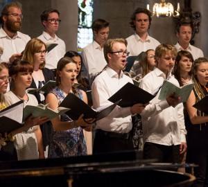 Kör och kammarmusik i Nicolai kyrka 31 maj 2017 - 2