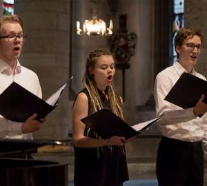 Kör och kammarmusik i Nicolai kyrka 31 maj 2017 - 3