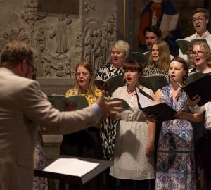 Kör och kammarmusik i Nicolai kyrka 31 maj 2017 - 6
