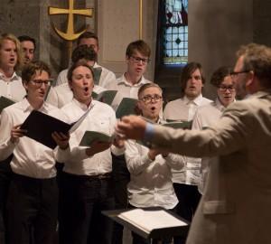 Kör och kammarmusik i Nicolai kyrka 31 maj 2017 - 7