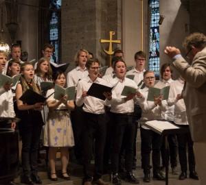 Kör och kammarmusik i Nicolai kyrka 31 maj 2017 - 8