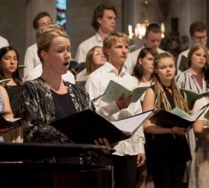 Kör och kammarmusik i Nicolai kyrka 31 maj 2017 - 10