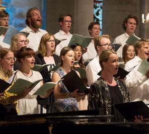 Kör och kammarmusik i Nicolai kyrka 31 maj 2017 - 11