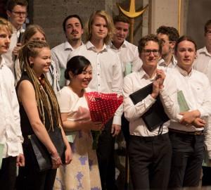 Kör och kammarmusik i Nicolai kyrka 31 maj 2017 - 12