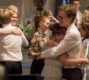 Kör och kammarmusik i Nicolai kyrka 31 maj 2017 - 13
