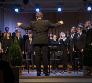 Adventskonsert på Kävesta 2017-12-03 - 1