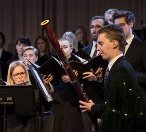 Adventskonsert på Kävesta 2017-12-03 - 2