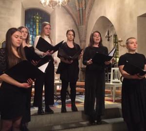 Adventskonsert Almby kyrka 2017-12-03 - 1