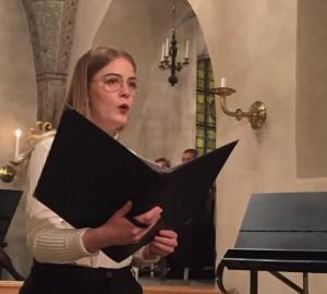 Adventskonsert Almby kyrka 2017-12-03 - 9