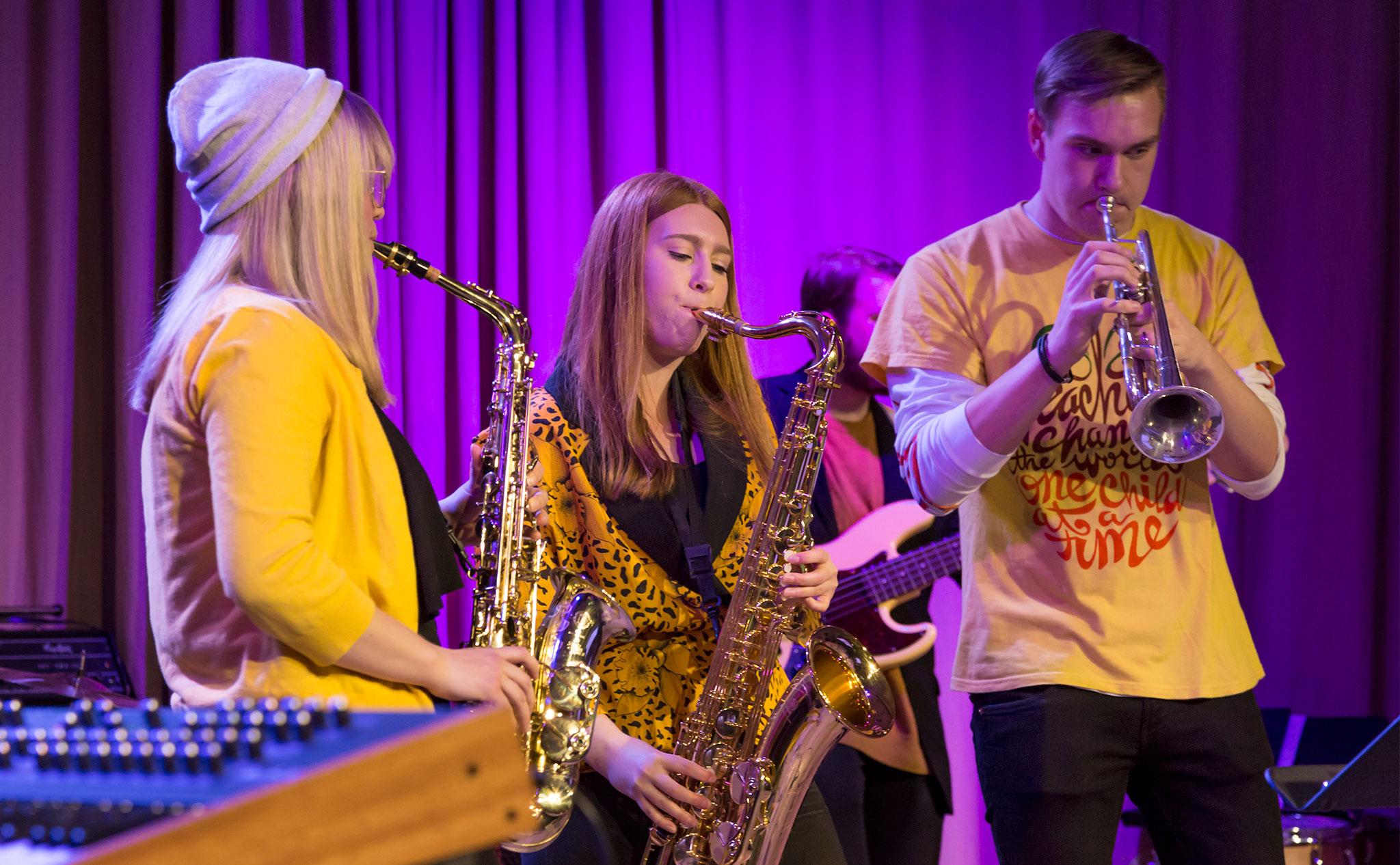 Jazzkväll 2018-01-31 - 12