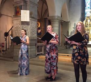 Kör och kammarmusik i S:t Nicolai kyrka - 2018-05-29 2