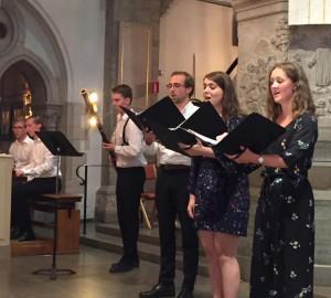Kör och kammarmusik i S:t Nicolai kyrka - 2018-05-29 3