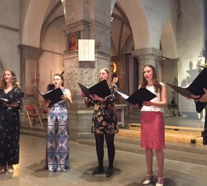 Kör och kammarmusik i S:t Nicolai kyrka - 2018-05-29 6