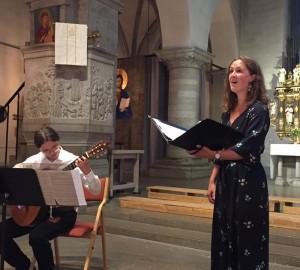 Kör och kammarmusik i S:t Nicolai kyrka - 2018-05-29 8