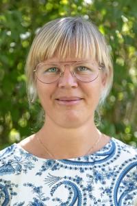 Maria Friberg - Personalbild