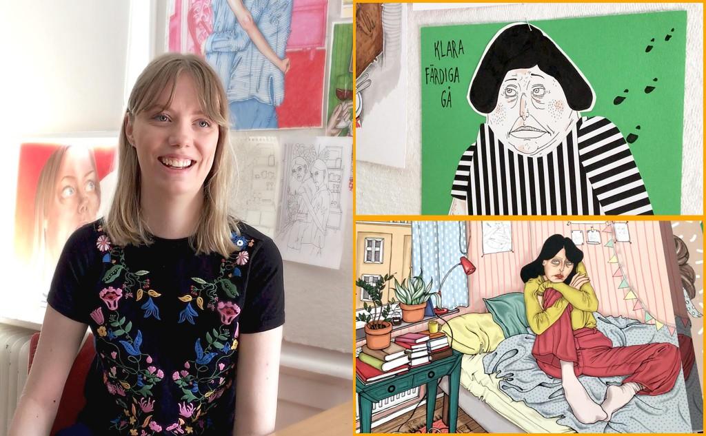 Agnes Nordh Intervju