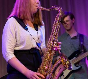 Jazzkväll med Karin Hammar 2019-05-21 - 10