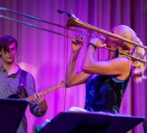 Jazzkväll med Karin Hammar 2019-05-21 - 11