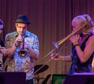 Jazzkväll med Karin Hammar 2019-05-21 - 16