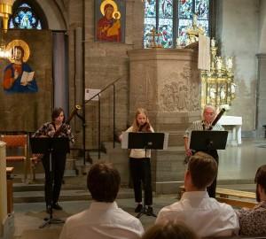 Kör och kammarmusik i S:t Nicolai kyrka 2019-05-03 - 2