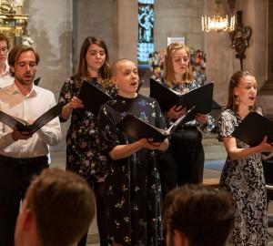 Kör och kammarmusik i S:t Nicolai kyrka 2019-05-03 - 3