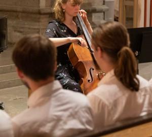 Kör och kammarmusik i S:t Nicolai kyrka 2019-05-03 - 4