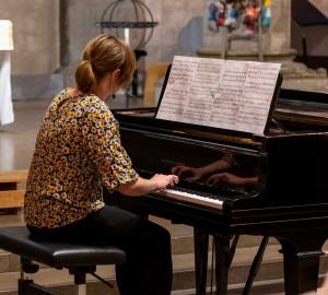 Kör och kammarmusik i S:t Nicolai kyrka 2019-05-03 - 5