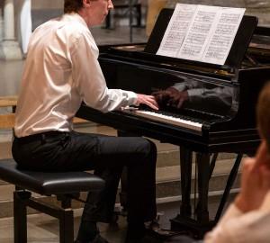 Kör och kammarmusik i S:t Nicolai kyrka 2019-05-03 - 9
