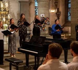 Kör och kammarmusik i S:t Nicolai kyrka 2019-05-03 - 10