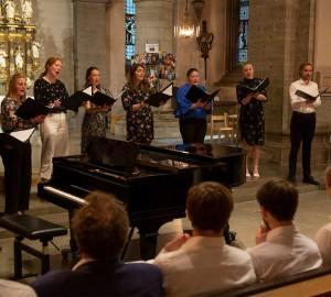 Kör och kammarmusik i S:t Nicolai kyrka 2019-05-03 - 12
