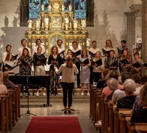 Kör och kammarmusik i S:t Nicolai kyrka 2019-05-03 - 13