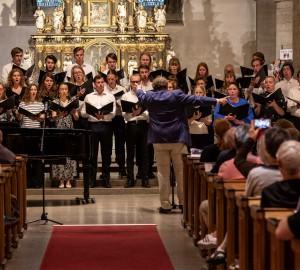 Kör och kammarmusik i S:t Nicolai kyrka 2019-05-03 - 15
