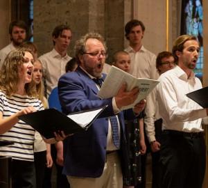 Kör och kammarmusik i S:t Nicolai kyrka 2019-05-03 - 17
