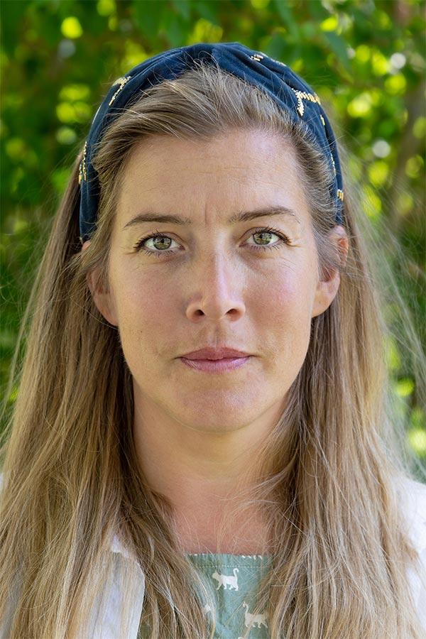 Portättfoto Lisa Brunnegård