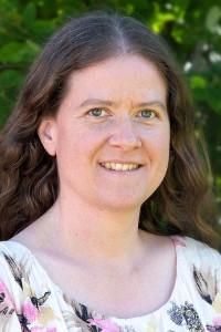 Porträttbild Silvia Östersjö Sharp