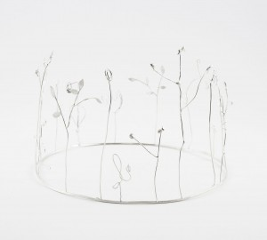 Silverkrona av Angelica Vennberg