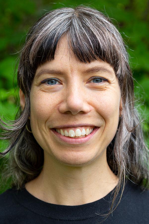 Anna S Pettersson - Personalbild