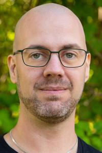 Björn Carenvall - Personalbild