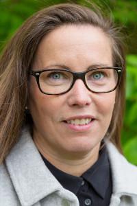 Anna Sandén - Personalbild